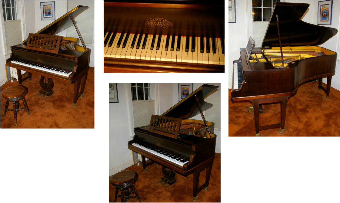 Erard Grand Piano Duluth Fine Pianos Llc